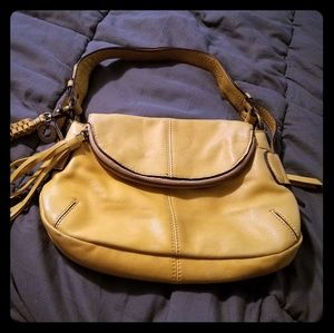 Small buttery soft leather Lucky purse